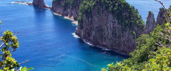 A trip to the Samoan Islands offers unique eco adventures, with its lush environment of waterfalls, white sand beaches, and multiple spots for snorkeling and surfing. These islands are one of the few places people can travel to experience authentic south Pacific cuisine, inspiring culture and fascinating history.